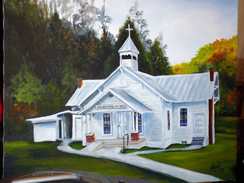 Kyles Ford Missionary Baptist Church Renovation