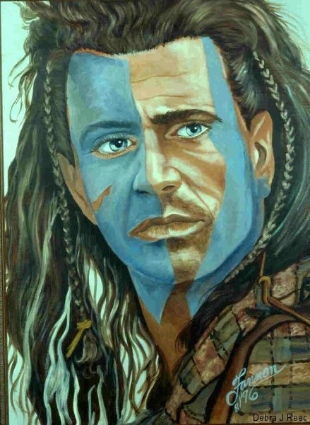 Braveheart - Mel Gibson private collection