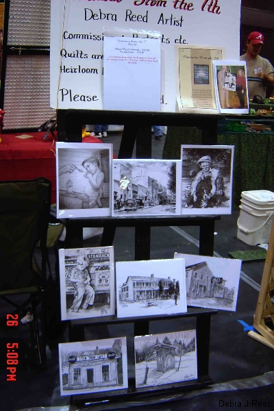 Pen & Ink Prints Bristol Christmas Craft Show