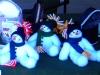 Handmade Snowmen and Handmade Victorian Boxes