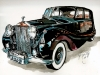 1959 Silver Wraith Rolls Royce