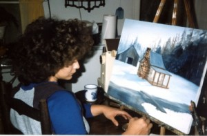 Debbie_Reed_painting_at_Grandma_Mathis_house_JPG_5363